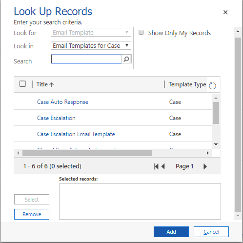 Dynamics 365 CE 9.x open lookup control support